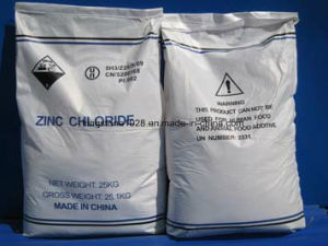 Zinc Chloride for Battery Industry pictures & photos
