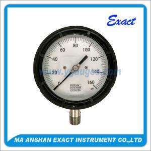 Process Pressure Gauge-Industrial Pressure Gauge-High Accuracy Pressure Gauge pictures & photos
