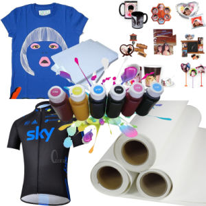 90GSM Large Format Sublimation Paper for Fabric Printing pictures & photos