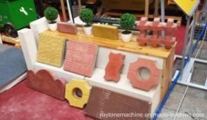 Dy-150t Paver Concrete Block Making Machine Cement Brick Machine pictures & photos