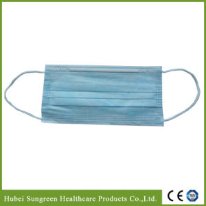 Medical Disposable Non-Woven Face Mask for Hospital Use pictures & photos