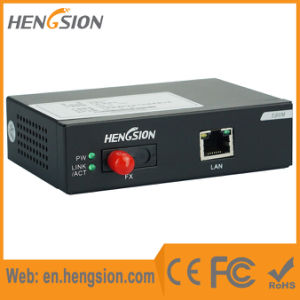 1 Tx and 1 Fx Megabit Ports Ethernet Access Network Switch pictures & photos