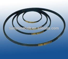 Raw Edge Cogged V Belt Teeth Rubber Belt pictures & photos