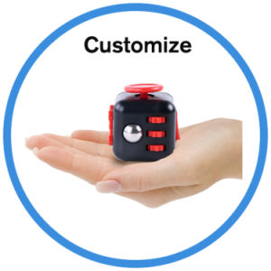 2017 Anti Stress Anxiety Relieves Fidgit Magical Fidget Cube pictures & photos