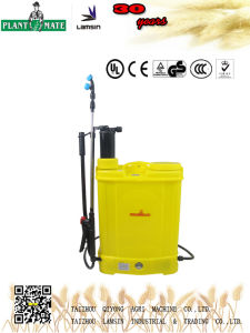 18L Manual Electric Knapsack Sprayer (HX-D18F) pictures & photos