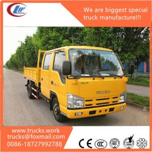 Yellow Color 600p 4X2 6 Seats Dump Transportation Truck pictures & photos