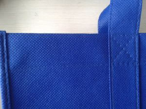 Polypropylene Spunbond TNT Non Woven Grocery Shopping Bag pictures & photos