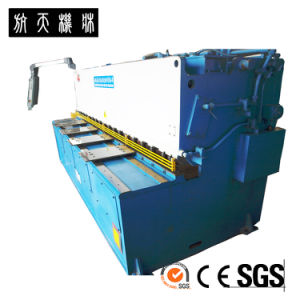 Hydraulic Shearing Machine, Steel Cutting Machine, CNC Shearing Machine HTS-4010