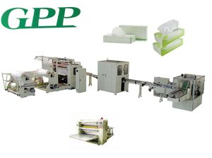 High Speed Automatic Production Line for Facial Tissue Machine pictures & photos