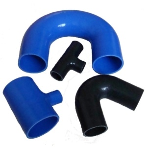 135 Degree Silicone Elbow Hose (V shape) , Saj J20 Silicone Hose, ISO Certificate pictures & photos
