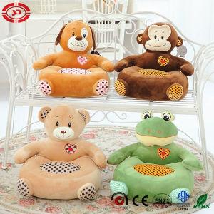 Orange Color Cute Bear Rainbow Soft Stuffed Plush Cushion pictures & photos