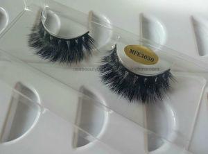 Wholesale 3D Luxurious Mink Lashes Curled Natural False Eyelashes High Quality False Eyelashes pictures & photos