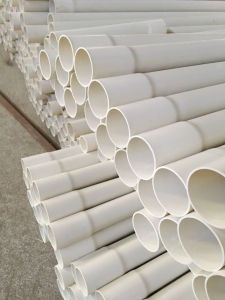 ECE/Electric Wire PVC-U Pipe pictures & photos