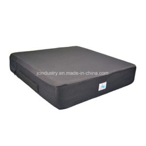 Memory Foam Gel Seat Cushion for Wheelchair pictures & photos