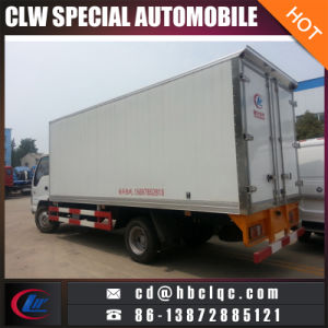 15m3 Factory Sales Refrigerator Box Van Truck Refrigerator Body Truck pictures & photos