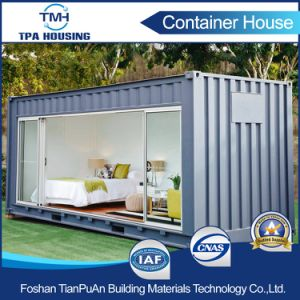 Modern Design Prefabricated Shipping Container Homes for Hotel pictures & photos