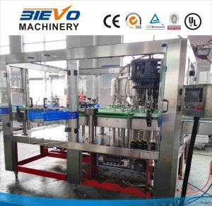 Glass Bottle Fruit Juice Filling Bottling Packing Machine pictures & photos