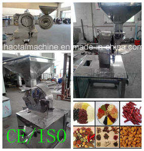 Icing Sugar Mill Powdered Icing Sugar Grinding Machine pictures & photos