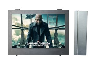 32 Inch Wall Mounted Advertising Big Screen Outdoor TV pictures & photos
