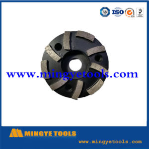 Diamond Cup Wheel for Stone and Concrete Polishing pictures & photos