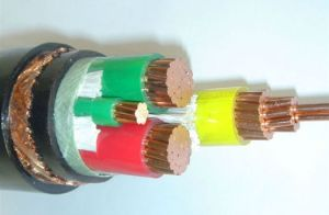Copper Conductor PVC Insulated PVC Sheathed Armoured Cable pictures & photos