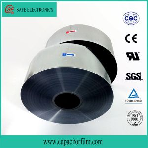 Aluminum Metallized Polypropylene Safety Film pictures & photos
