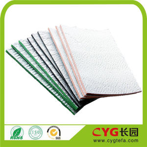 Factory Directly Sell Fire Retardant Polyethylene Foam Thermal Insulation with Aluminium Foil pictures & photos