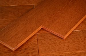 Pure Solid Wood Flooring for Chiildren Room pictures & photos