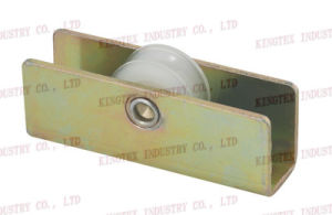 Pow Wheel with Metal Housing for Sliding Door Accessories pictures & photos