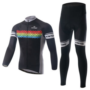 100% Polyester Cheap Sublimation Printing Custom Mountain Bike Jersey Wholesale with Factory Price pictures & photos