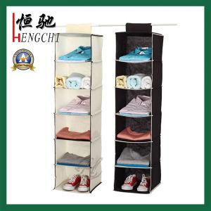 Eco Friendly Shoe Organizer Storage Door Hanging Storage Bag pictures & photos