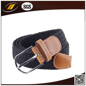 Cololful High Density Glitter Braided Stretch Elastic Belt (HJ5001) pictures & photos