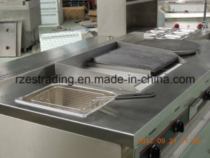 Kitchen Equipment with Colored Umbrellar pictures & photos