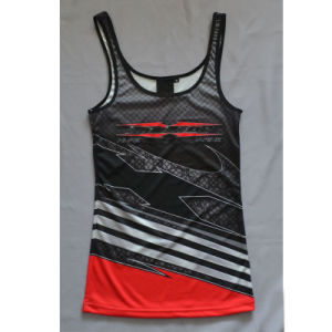 Sublimation Tank Top/Sublimated Tank Top