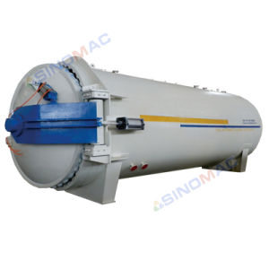 3000X6000mm CE Approved Glass Bonding Autoclave (SN-BGF3060) pictures & photos