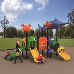 Hot Selling New Comfortable Design Outdoor Playground pictures & photos