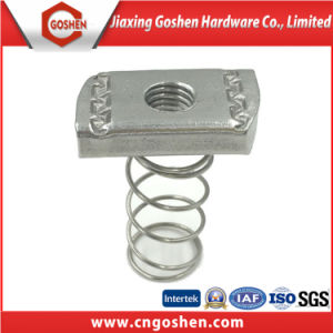 Stainless Steel Channel Spring Nut pictures & photos