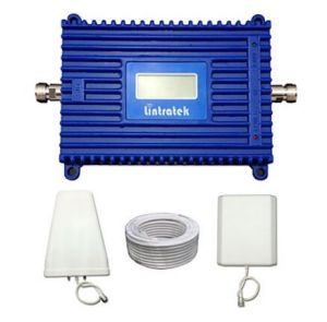 Lintratek 4G Lte Repeater LCD FDD 4G 2600MHz Signal Booster 70dBi Gain Mobile Phone Signal Amplifier Full Kit for Sfr/Bell/Orange/Vodafone/Ee pictures & photos