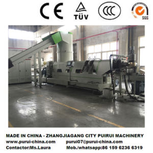 Plastic Recycling Machine for BOPP Film Without Print (PURUI) pictures & photos