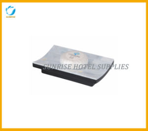 Hotel Bathroom Polyresin Soap Dish pictures & photos