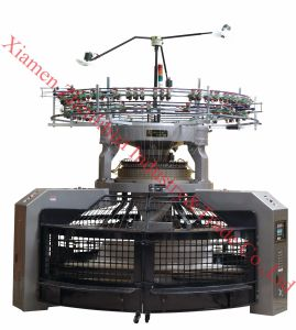 High Speed Double Jersey Open Width Circular Knitting Machine pictures & photos
