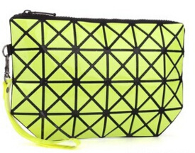 2017 Hot Selling Geometrical Diamond Lattice High-Capacity Cosmetic Bag (BDY-1706006) pictures & photos