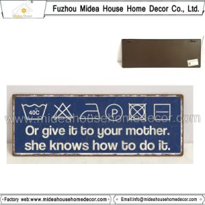 Tin Sign Metal Adornments for Wall pictures & photos