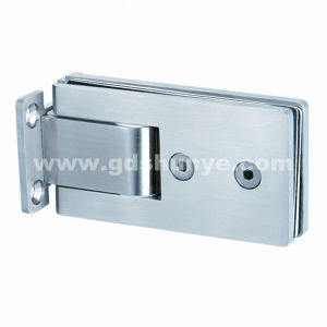 Stainless Steel Shower Door Hinge for Glass Door (SH-0100)