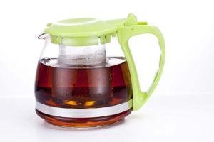 Cheap Tea Kettle Coffee Pot Guangzhou Glassware