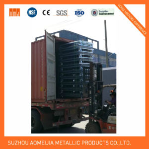 Pallet Racking Accessory Pallet Converter Steel Tyre Rack Cage pictures & photos