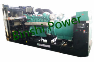 704kw Coolgol Diesel Generator Set (BKM704) pictures & photos