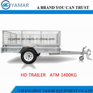 8X5 Cage Utility Trailer pictures & photos