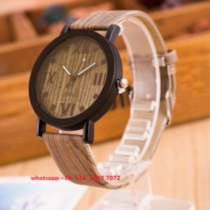 2017 Top-Quality Wood Watch Fs453 pictures & photos