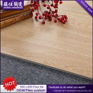 Foshan Juimics Rustic Pearl Ceramic 600X600mm Kitchen Floor Tile pictures & photos